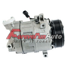 A/C Compressor and Clutch Fits Nissan Sentra I4 2.0L 2007-2012