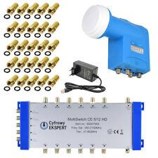 00007902 - Multiswitch CE 512 HD TechniSat