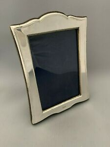 Art Deco Style Solid Silver Photograph Frame