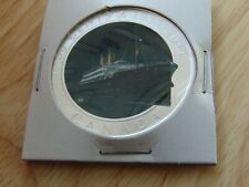 Canada 1914/2014 Proof 50 cents lost ships RMS EMPRESS IRELAND (COIN ONLY)