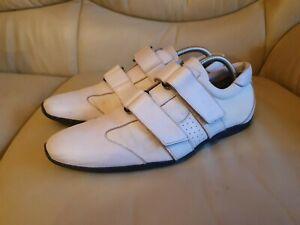 Gucci Mens Shoes Trainers White  UK 9.5   US  10.5  EU  43.5