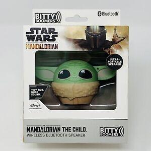 Bitty Boomers Star Wars: The Mandalorian - Baby Yoda The Child Bluetooth Speaker