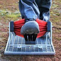 Arbeitsstiefel Schuhbürste Stiefelputzer Schuhreiniger FloorMAX® Original ⭐⭐⭐⭐⭐