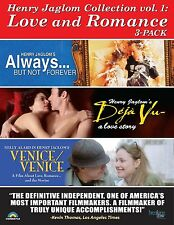 Henry Jaglom: Love and Romance Vol 1 ( 3 DVD BOX SET ) REGION 1 NEW!