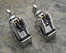 Lot Two (2) Manfrotto Art. 035 Super Clamps in Chrome (#1504)