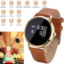 HD Screen Bluetooth Smart Watch Wristwatch Phone for Samsung J5 J6 J7 J7 Max HTC