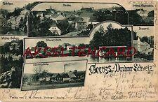 Vor 1914 Ansichtskarten aus Europa für Architektur/Bauwerk und Burg & Schloss
