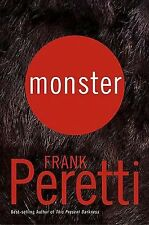 Monster by Frank E. Peretti (2005, Hardcover)