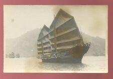 HONG KONG Trawler close up PPC faults c1910/20s?