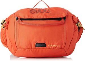 Evoc Hip Pack Race Hydration Bag 3L Orange 1.5L Reservoir Included