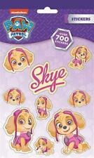 Paw Patrol Skye Over 700 Stickers Sheets Kids Party Pack Bag Fillers