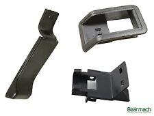 PORTIERA ANTERIORE pulsante di blocco KIT - LAND ROVER PROTEZIONE 90/110/130 -