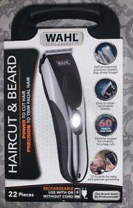 Wahl 9639-2201 Rechargeable Cordless Hair Clipper-New