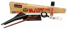 Bundle - 4 Items - RAW 20 Stage RAWket Launcher with Loader, Clipper and More
