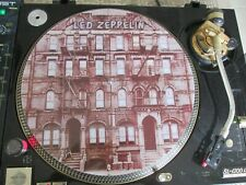"""Led Zeppelin - Ten Years Gone (Physical Graffiti) Rare 12"""" Picture Disc LP NM"""