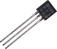 Lot of 5 National MPSH10 RF Transistor NPN 25V 50mA 650MHz 350mW TO92