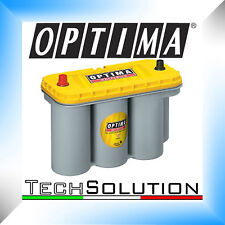 BATTERIA OPTIMA YELLOW AGM 75AH YTS 5.5 CA SPUNTO 1125A