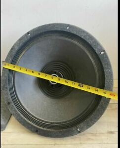 """Altec Lansing 16"""" 515 Driver Speaker 9864 Pull Out Excellent Condition"""