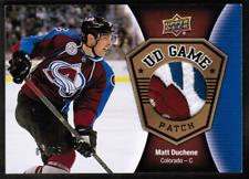 2016-17 Upper Deck Game Jersey 4Colors Patch #GJMD Matt Duchene #/15 (ref 38193)