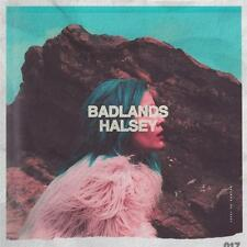 HALSEY (BADLANDS CD - SEALED + FREE POST)