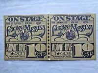 Loggins & Messina On Stage 1974 Columbia PG-32848 1st A. Zentz Press 2 LP's VG+