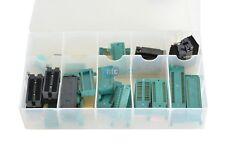 Aries and Textool Socket Various Lot 248-4775 x3 240-3346 x1 228-3345 x4 ETC