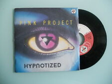 Vinile 45 Giri - Pink Project - Hypnotized - Baby Records BR 50307