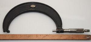 Vintage 'Sonoike Tokyo' Japanese Made 125-150mm Precision Micrometer (INV L431)