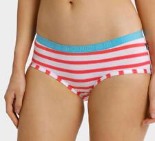 Bonds Ladies 9BB Bloomin Stripe Printed Hipster Boyleg Brief Size 16 New