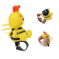 Bicycle Bell Children Kids Bike Ring Cartoon Bee Cute Safety Horn Cycling Handle