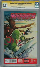 GUARDIANS OF THE GALAXY TOMORROW'S AVENGERS #1 CGC 9.8 SIGNATURE SERIES BENDIS