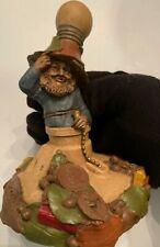 Edison Gnome # 5018 with Coa, Thomas F. Clark