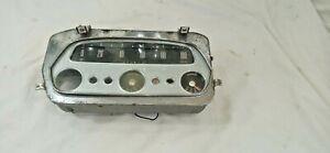 1959-1960 Opel Rekord Speedometer Instrument Cluster   -  IMP298