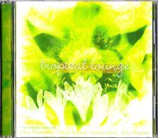 TROPICAL LOUNGE CD - 2004: Elba Ramalho, Chico Cesar, Selma Reis, Rita Ribeiro