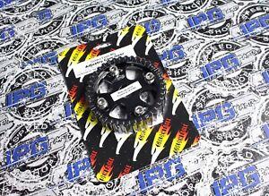 Golden Eagle Black Adjustable Cam Gear For Honda Civic D16Z6 D16Y8 SOHC Engines
