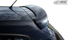 RDX Dachspoiler SEAT Leon 1P Heck Flügel Dach Spoiler Dachkantenspoiler Hinten