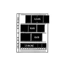 Kaiser 2610 60MM Negativo Conserva Hojas Archivo Limas 100 Glassine