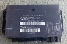 AUDI A3 A4 A6 A8 COMFORT CONTROL MODULE 8E0959433BJ
