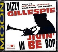 DIZZY GILLESPIE - Jivin' in be bop  (CD Sigillato)
