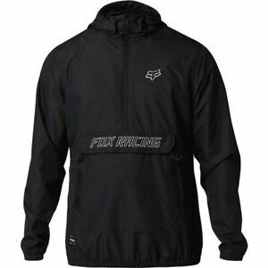 Black Sz XL Fox Racing Anorak Savage  Jacket