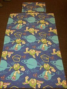 Disney Toy Story Pixar Kids Bedroom Duvet Cover Pillow Single Bed 193x133cm A