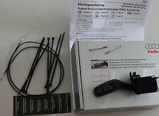 Audi a6 4f original tempomat nachrüstsatz gra cruise speed control kit s6 rs6 c6