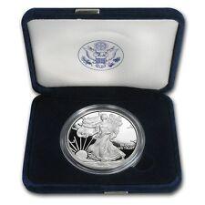 2008-W Silver Eagle Dollar Proof - $1 U.S. Mint 1 oz .999  with Box & COA