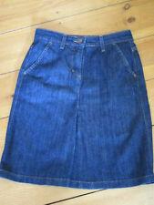 Boden Patternless Short/Mini Regular Size Skirts for Women