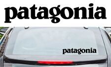 PATAGONIA Dub Vinyl Decal Sticker x 2