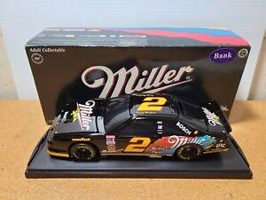 1996 Rusty Wallace #2 Miller Splash Penske Racing BWB 1:24 NASCAR Action MIB
