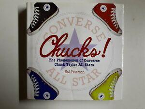 CHUCKS-CONVERSE book