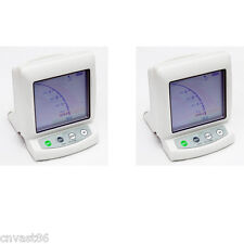 2 Dental Apex Locator Root Canal Finder Endo Endodontic LCD accessories files J