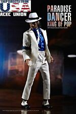 1/6 Michael Jackson Smooth Criminal Dangerous Premium Figure Set A USA IN STOCK