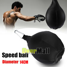 Durable BOXING SPEEDBALL MMA PUNCHING BAG Speed Ball Training Dodge Workout